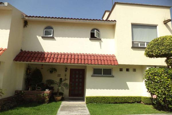 Foto de casa en condominio en venta en avenida juarez , san miguel xochimanga, atizapán de zaragoza, méxico, 5969094 No. 01