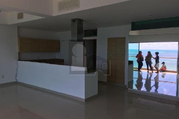 Foto de departamento en renta en avenida kukulcan , zona hotelera, benito juárez, quintana roo, 5708808 No. 03