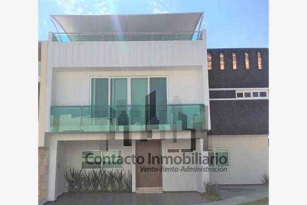 Foto de casa en venta en avenida la cima 45135, la cima, zapopan, jalisco, 4582001 No. 01