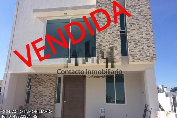 Foto de casa en venta en avenida la cima 45135, la cima, zapopan, jalisco, 4589381 No. 01