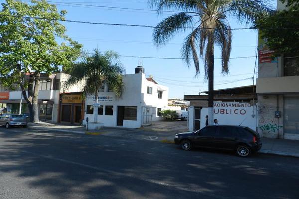 Foto de terreno comercial en venta en avenida la paz 1477, americana, guadalajara, jalisco, 5672214 No. 01