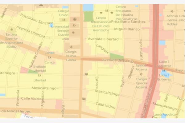 Foto de terreno comercial en venta en avenida la paz 1477, americana, guadalajara, jalisco, 5672214 No. 06