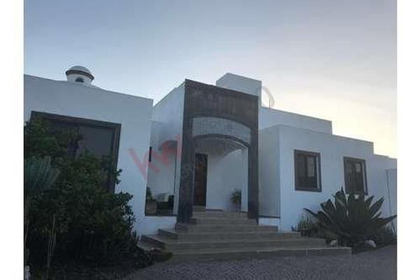 Foto de casa en renta en avenida la rica , villas del mesón, querétaro, querétaro, 5928096 No. 01