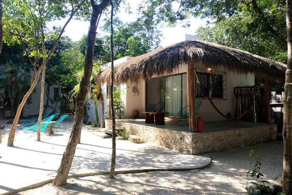 Foto de rancho en venta en avenida la selva , ejido, tulum, quintana roo, 14037669 No. 14