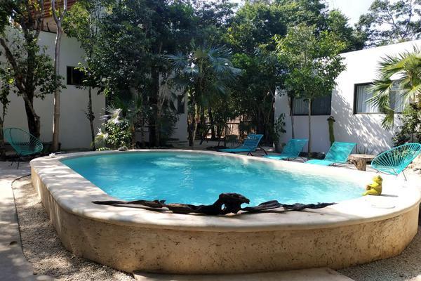 Foto de rancho en venta en avenida la selva , ejido, tulum, quintana roo, 14037669 No. 35