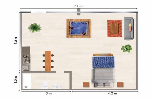 Foto de departamento en venta en avenida la selva , tulum centro, tulum, quintana roo, 7183432 No. 17