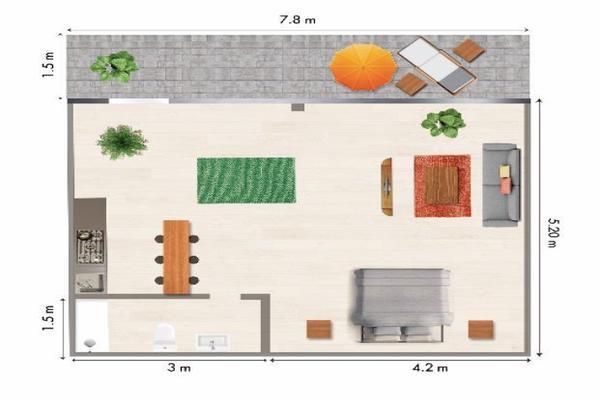 Foto de departamento en venta en avenida la selva , tulum centro, tulum, quintana roo, 7188680 No. 17