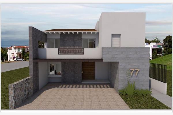 Foto de casa en venta en avenida la vista 1197, vista, querétaro, querétaro, 4661362 No. 01