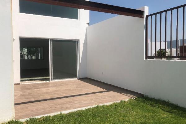 Foto de casa en condominio en venta en avenida la vista , la vista residencial, corregidora, querétaro, 6172746 No. 04