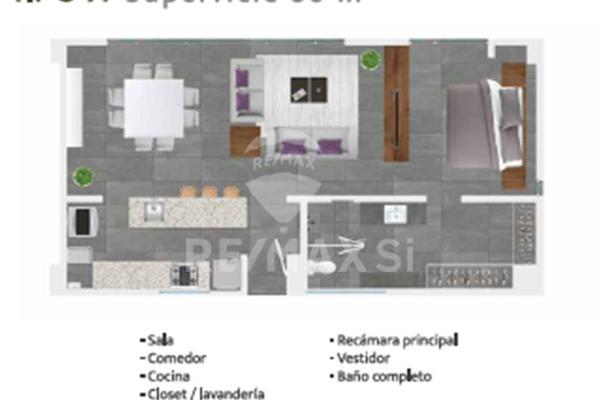 Foto de departamento en venta en avenida la vista , la vista residencial, corregidora, querétaro, 7146867 No. 07