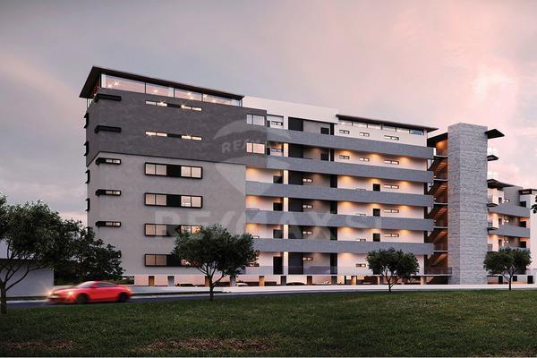 Foto de departamento en venta en avenida la vista pent house , la purísima, querétaro, querétaro, 8413295 No. 03