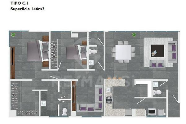 Foto de departamento en venta en avenida la vista pent house , la purísima, querétaro, querétaro, 8413295 No. 04