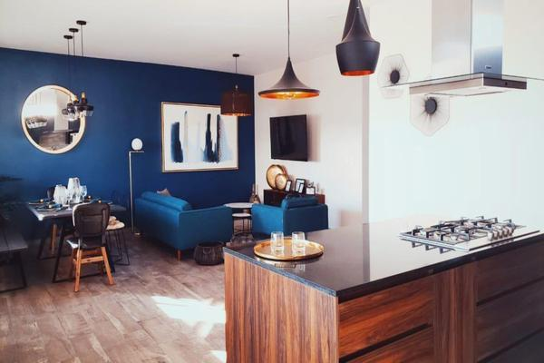 Foto de departamento en venta en avenida la vista , residencial el refugio, querétaro, querétaro, 14023443 No. 03