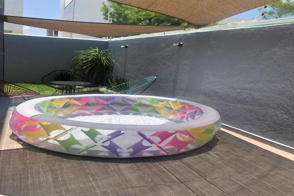 Foto de casa en venta en avenida la vista , residencial el refugio, querétaro, querétaro, 5620902 No. 12