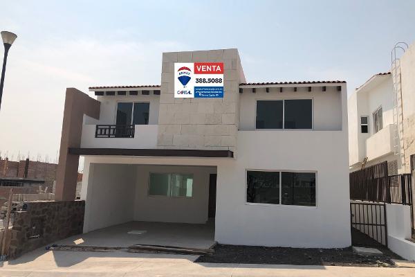 Foto de casa en condominio en venta en avenida la vista , la vista residencial, corregidora, querétaro, 6172746 No. 01