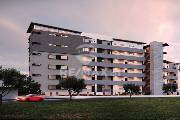 Foto de departamento en venta en avenida la vista , residencial el refugio, querétaro, querétaro, 7171559 No. 01