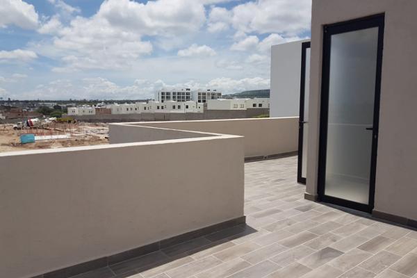 Foto de casa en condominio en venta en avenida la vista , la vista residencial, corregidora, querétaro, 5439588 No. 10