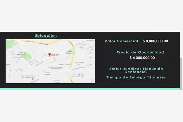 Foto de casa en venta en avenida las aguilas 1762, lomas de guadalupe, álvaro obregón, df / cdmx, 7148570 No. 02