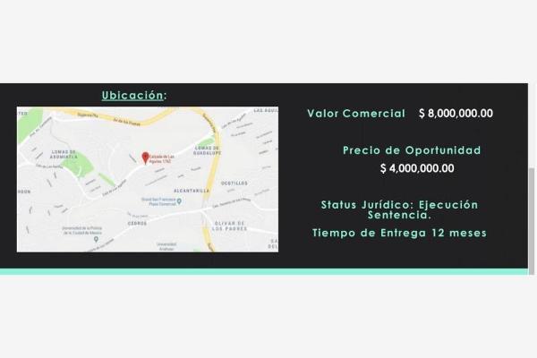 Foto de casa en venta en avenida las aguilas 1762, lomas de guadalupe, álvaro obregón, distrito federal, 0 No. 02