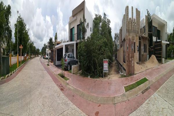 Foto de terreno habitacional en venta en avenida las antillas , lagos del sol, benito juárez, quintana roo, 0 No. 04
