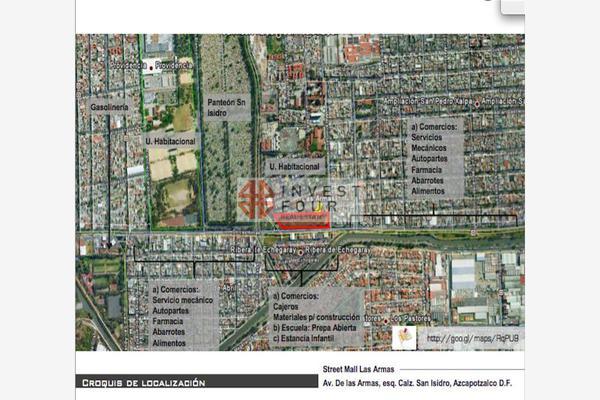 Foto de local en renta en avenida las armas/excelente local a pie de calle en plaza comercial de 201 m2 0, san pedro xalpa, azcapotzalco, df / cdmx, 5807036 No. 07