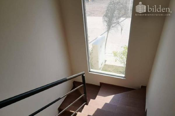 Foto de casa en venta en avenida las flores 100, gardenias privadas residencial, durango, durango, 10018434 No. 08