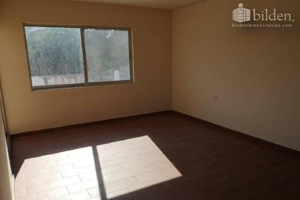 Foto de casa en venta en avenida las flores 100, gardenias privadas residencial, durango, durango, 10018434 No. 13