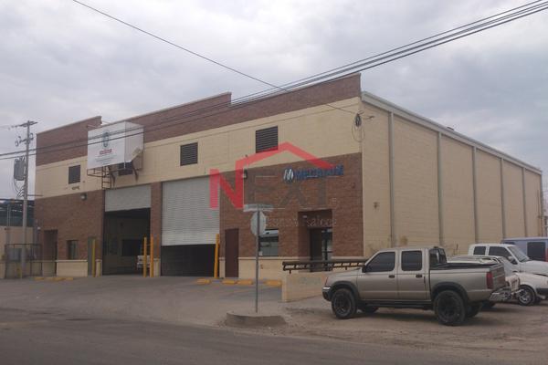 Foto de nave industrial en renta en avenida las flores 21, cuartel zona, hermosillo, sonora, 19455040 No. 01