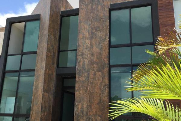 Foto de casa en venta en avenida las fuentes , supermanzana 44, benito juárez, quintana roo, 5685227 No. 01
