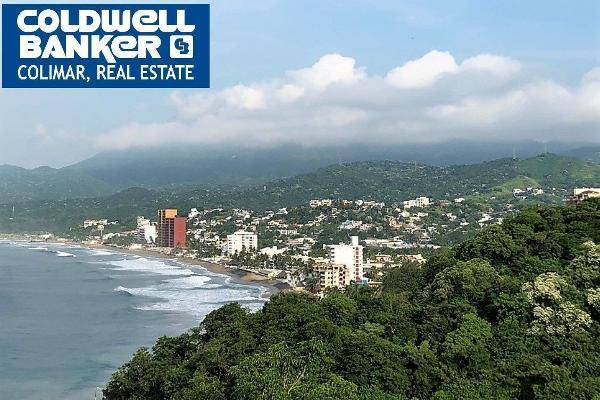 Foto de terreno habitacional en venta en avenida las palmas , península de santiago, manzanillo, colima, 5963004 No. 01