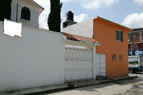 Foto de casa en venta en avenida las vegas , de santa cruz, toluca, méxico, 0 No. 01