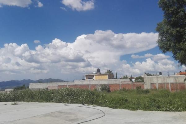 Foto de terreno habitacional en venta en avenida lerdo de tejada 130 , libertad 2a sección, nicolás romero, méxico, 6148972 No. 04
