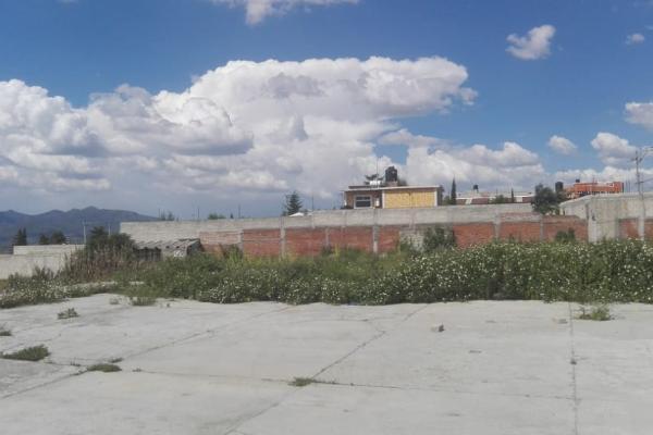 Foto de terreno habitacional en venta en avenida lerdo de tejada 130 , libertad 2a sección, nicolás romero, méxico, 6148972 No. 05