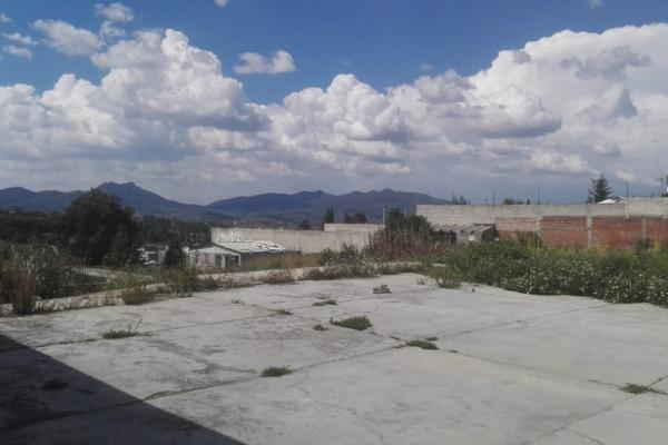 Foto de terreno habitacional en venta en avenida lerdo de tejada 130 , libertad 2a sección, nicolás romero, méxico, 6148972 No. 10