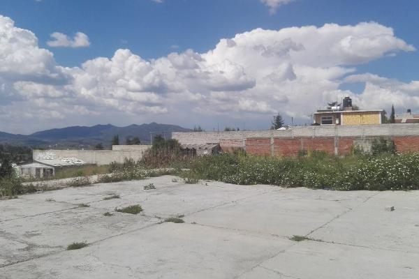 Foto de terreno habitacional en venta en avenida lerdo de tejada 130 , libertad 2a sección, nicolás romero, méxico, 6148972 No. 01