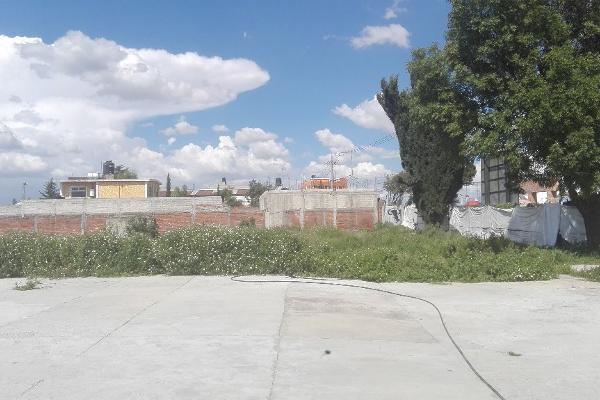 Foto de terreno habitacional en venta en avenida lerdo de tejada 130 , libertad 2a sección, nicolás romero, méxico, 6148972 No. 03