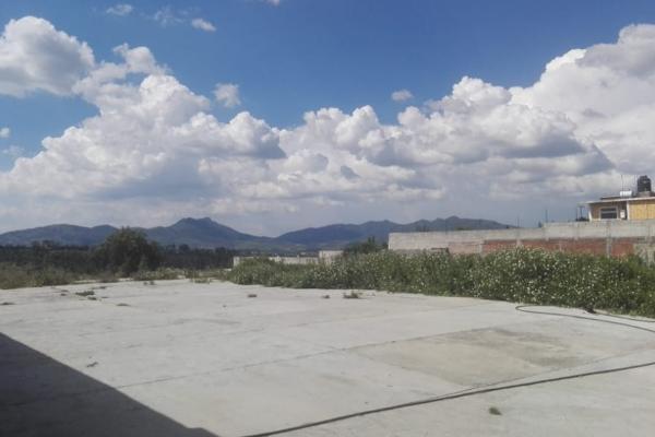 Foto de terreno habitacional en venta en avenida lerdo de tejada 130 , libertad 2a sección, nicolás romero, méxico, 6148972 No. 07