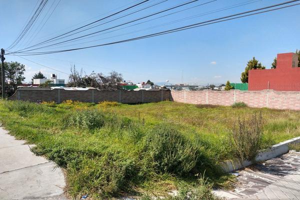 Foto de terreno habitacional en renta en avenida lerma , bellavista, metepec, méxico, 0 No. 01