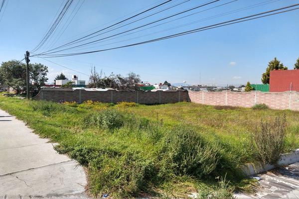 Foto de terreno habitacional en renta en avenida lerma , bellavista, metepec, méxico, 13345160 No. 04