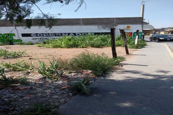 Foto de terreno habitacional en venta en avenida libertad , la libertad, san luis potosí, san luis potosí, 0 No. 01