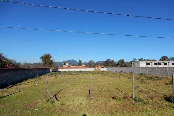 Foto de terreno habitacional en venta en avenida licenciado benito juárez s/n esquina 2a. de panohaya s/n , sector sacromonte, amecameca, méxico, 14948570 No. 01