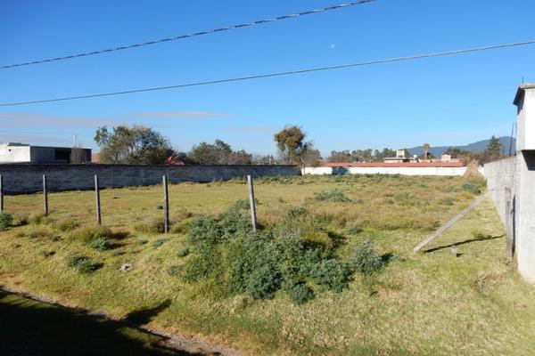 Foto de terreno habitacional en venta en avenida licenciado benito juárez s/n esquina 2a. de panohaya s/n , sector sacromonte, amecameca, méxico, 14948570 No. 02