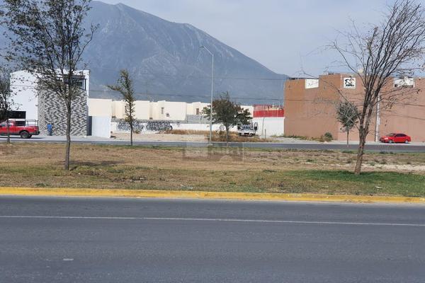 Foto de terreno comercial en renta en avenida lincoln , valle de lincoln sector san josé 2da etapa, garcía, nuevo león, 9132735 No. 01