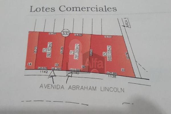 Foto de terreno comercial en renta en avenida lincoln , valle de lincoln sector san josé 2da etapa, garcía, nuevo león, 9132735 No. 03