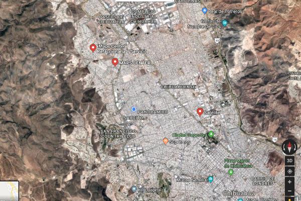 Foto de terreno comercial en venta en avenida lombardo toledano , robinson sector iv, chihuahua, chihuahua, 6124421 No. 01