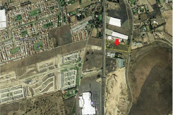 Foto de terreno habitacional en venta en avenida lopez mateos , santa cruz de las flores, tlajomulco de zúñiga, jalisco, 12477542 No. 02