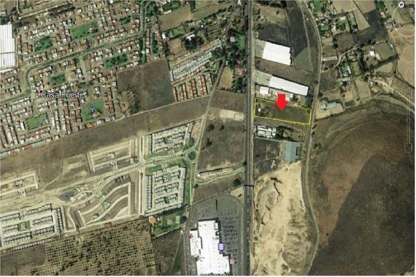 Foto de terreno habitacional en venta en avenida lopez mateos , santa cruz de las flores, tlajomulco de zúñiga, jalisco, 15194417 No. 02