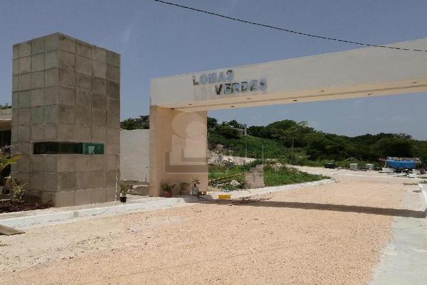 Foto de terreno habitacional en venta en avenida lopez portillo , samula, campeche, campeche, 5709200 No. 02