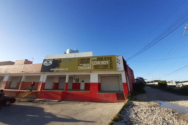 Foto de bodega en renta en avenida lopez portillo , supermanzana 104, benito juárez, quintana roo, 20139660 No. 04