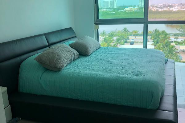 Foto de departamento en venta en avenida lopez portillo , zona hotelera, benito juárez, quintana roo, 5343724 No. 07